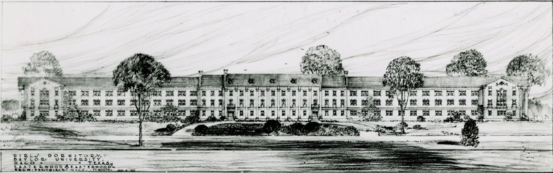 Gladys Allen Hall