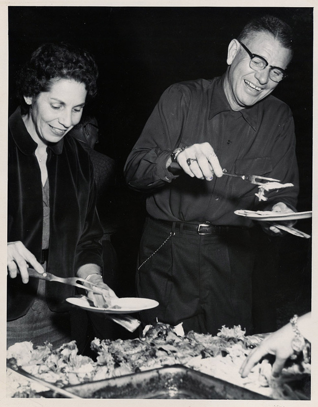 Waco Restaurant Association Party (c. 1961)