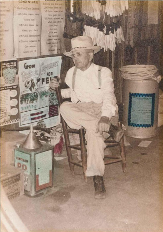 The Man and his Store (c.1941)
