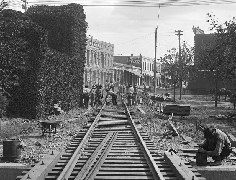 Completing the Interurban (1913)