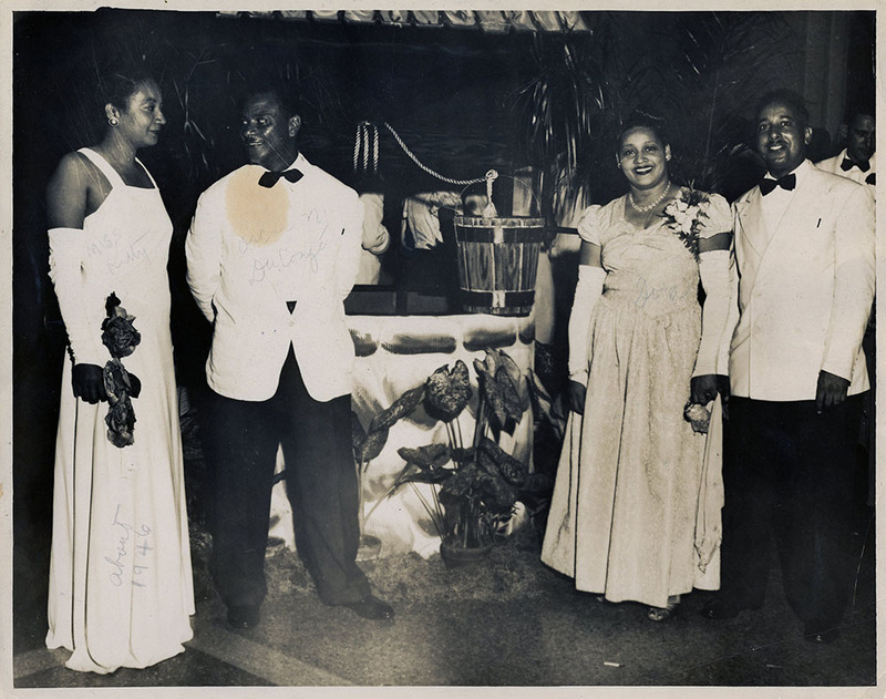 New Orleans Ball (c. 1946)