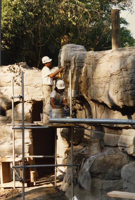 Rock Work (c. 1993)