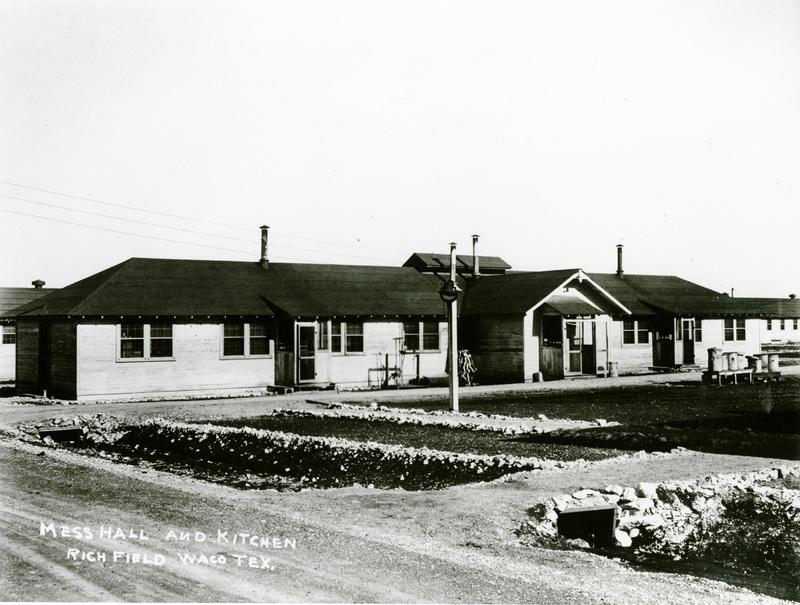 Mess Hall Building