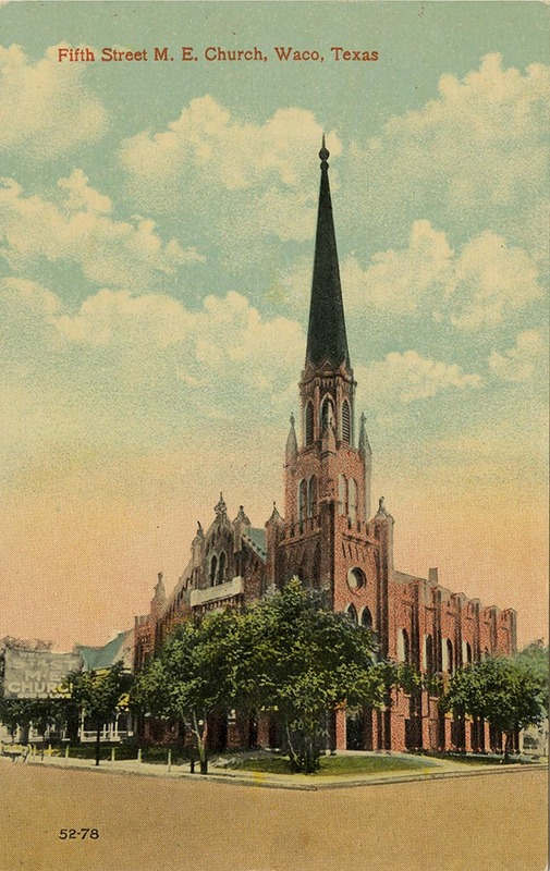 Fifth Street Methodist Church (c. 1910)