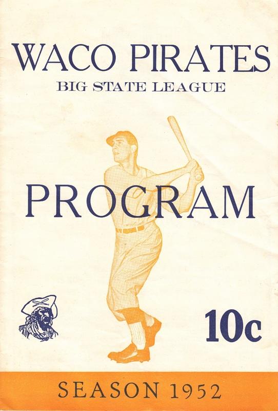 1952 Program