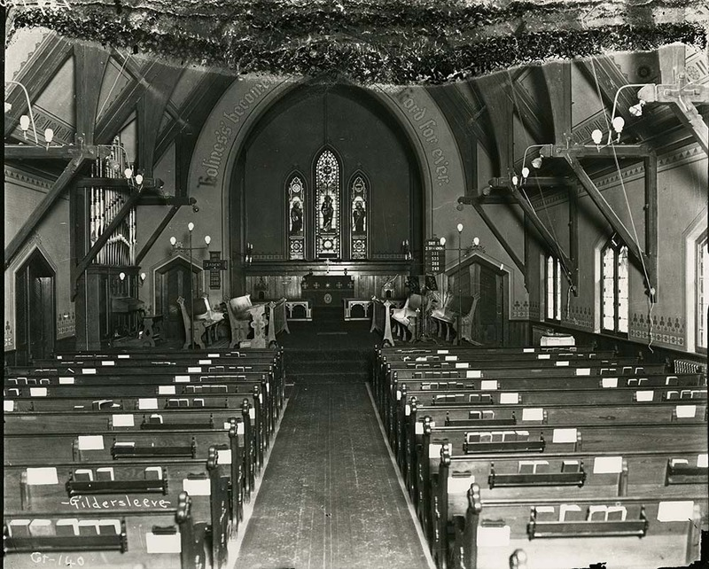The Nave (pre-1920)