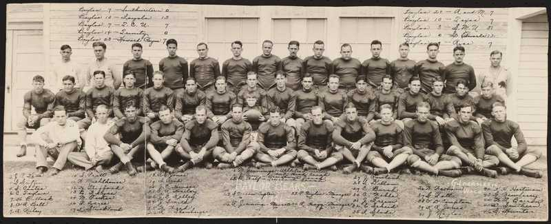 Baylor Football 1926