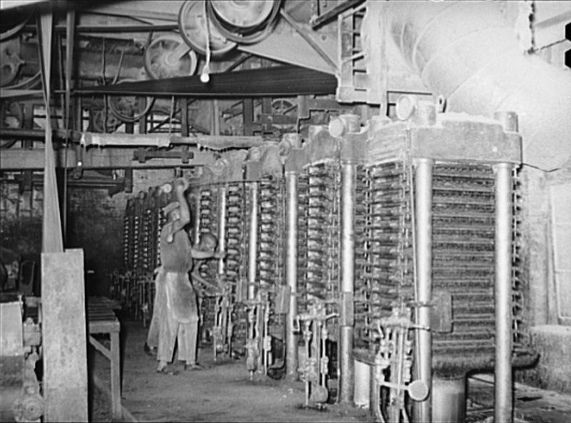 Pressing Process