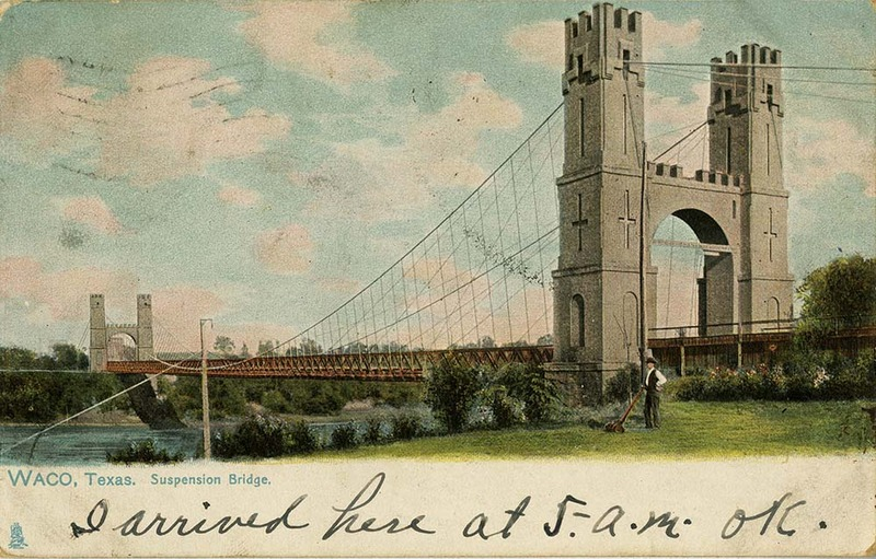 Postcard (early 1900s)