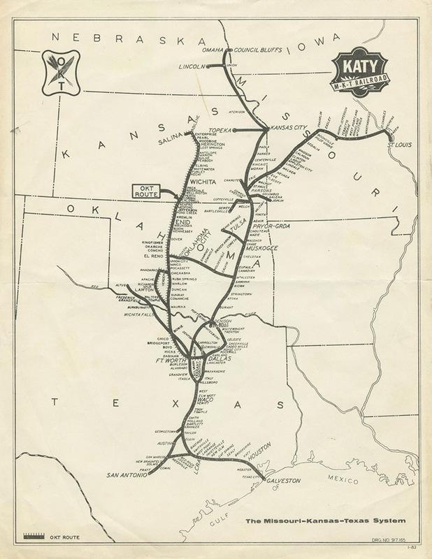 Katy System (c. 1903)