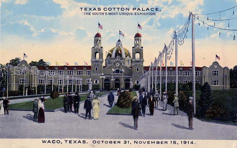 1914 Souvenir Postcard