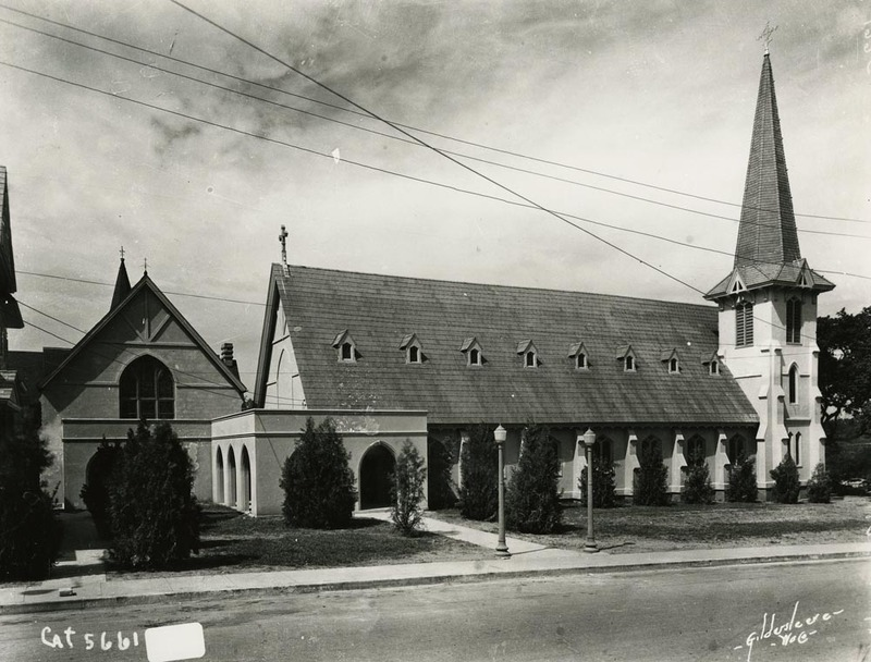 St. Paul's Exterior (circa 1930s)