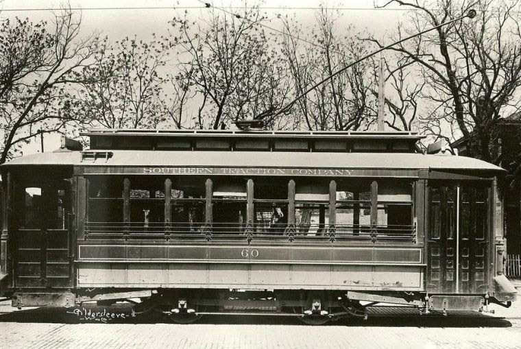 Southern Traction Company (c. 1910)