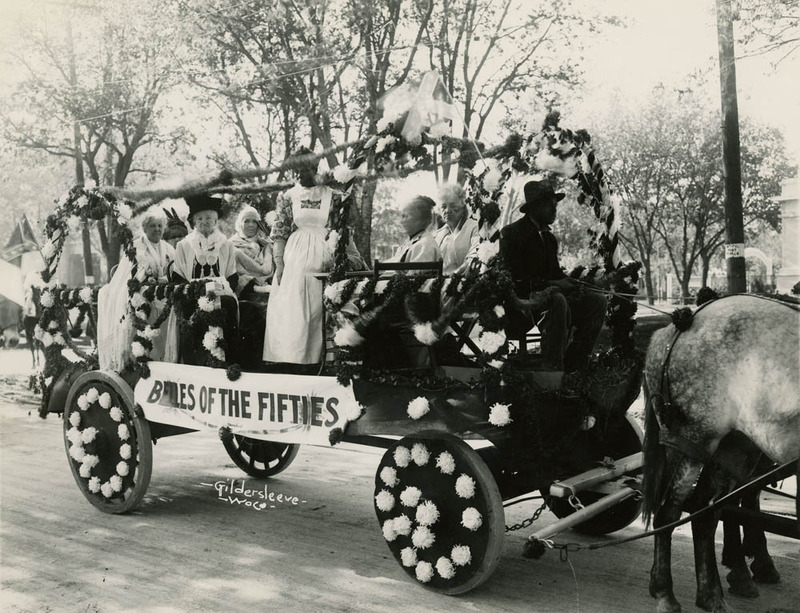 Belles of the 1850s Texas Cotton Palace