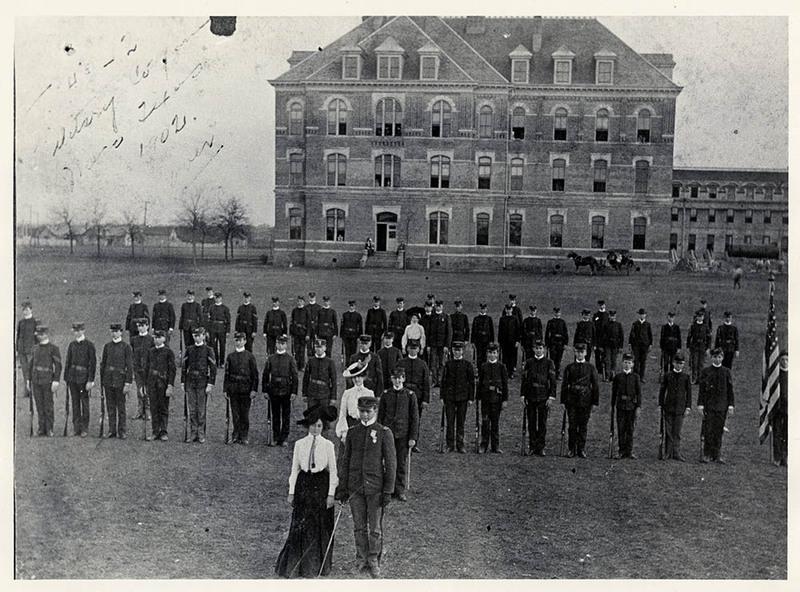 Cadets (c. 1902)