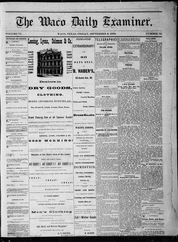 September 6, 1878