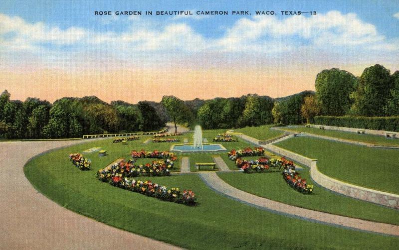 Kendall Rose Garden