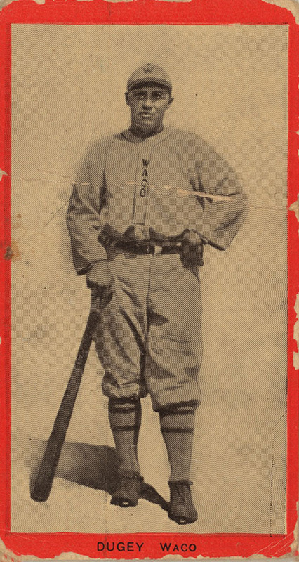 Old Mill Cigarettes Baseball Card (1910)