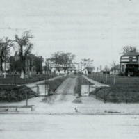 Front Entrance from Elm Street (1900)